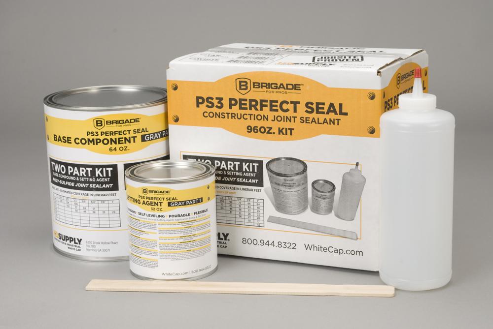 Brigade PS3 Perfect Seal 96oz Box & Cans