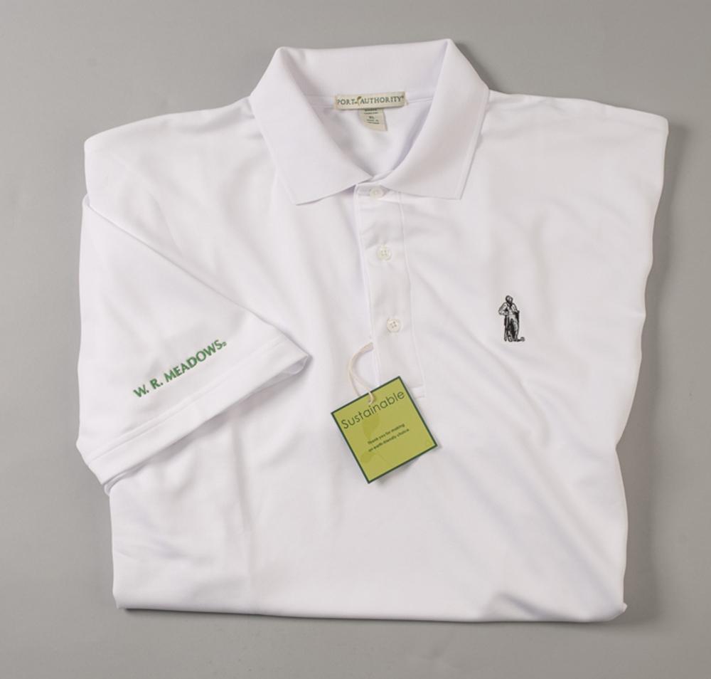 Shirt White Pollo Short