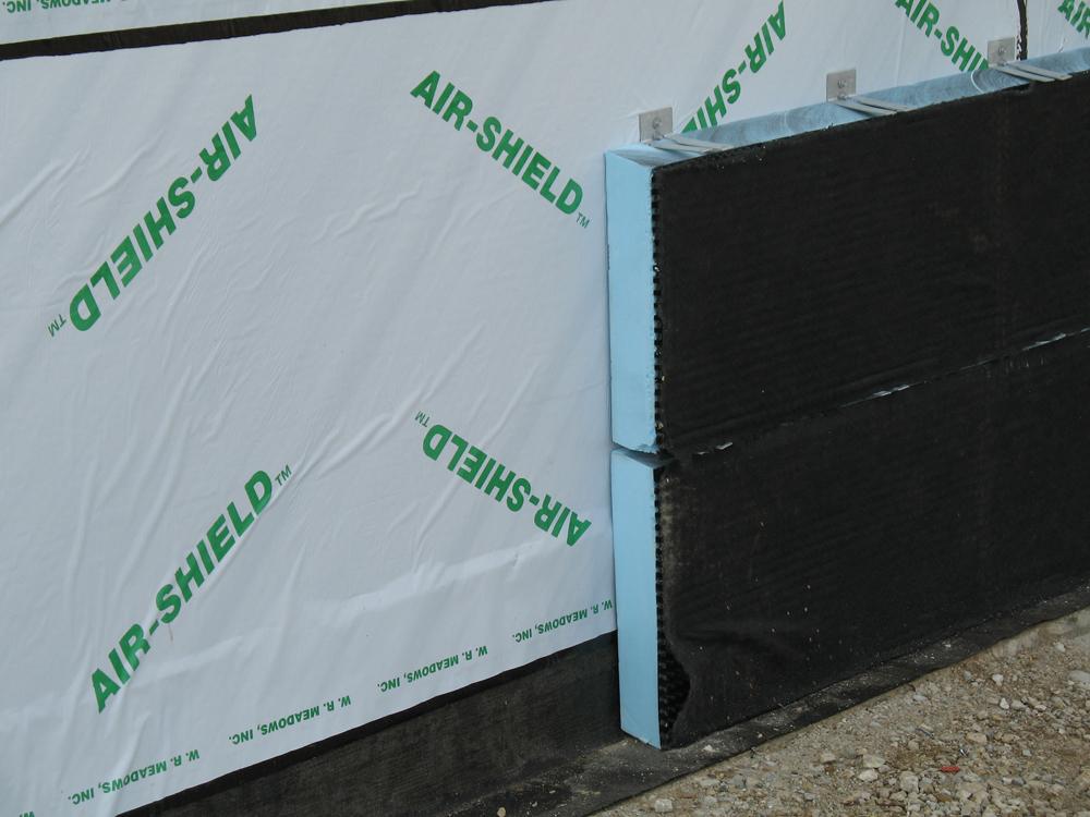 Air-Shield Installation