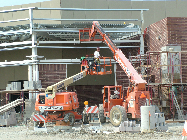 Construction Brick Work