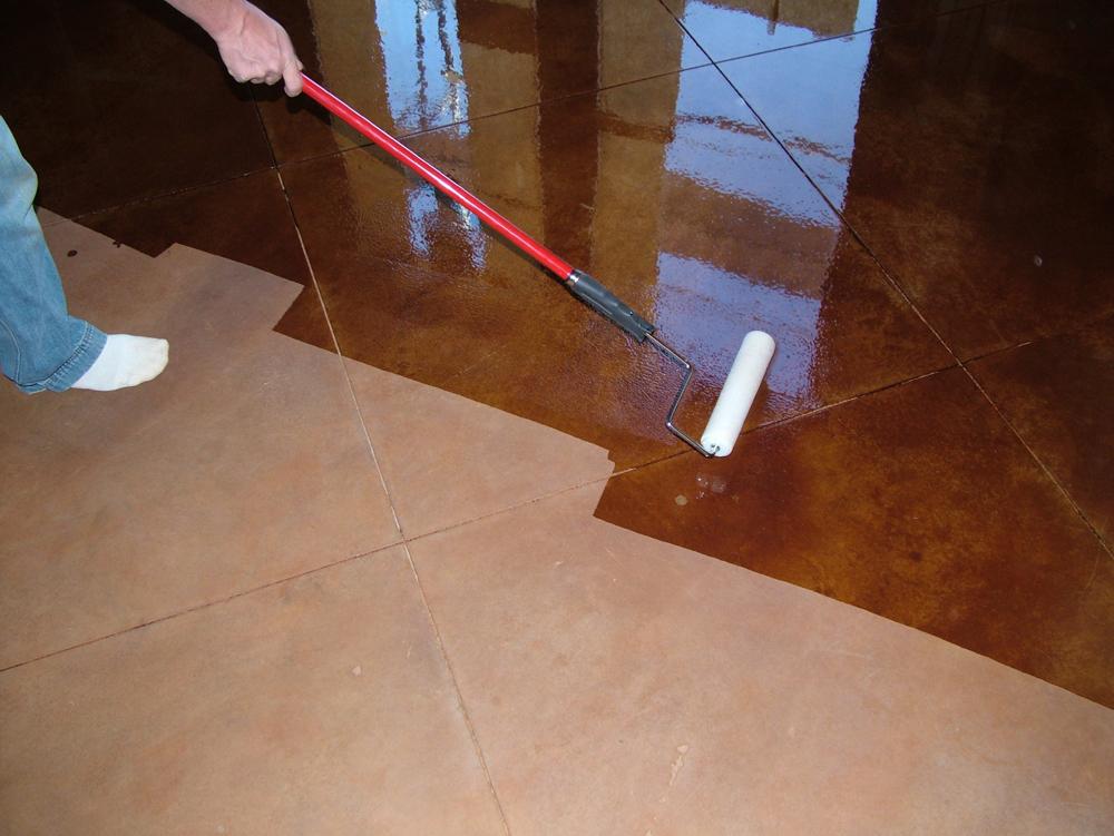 Floor Top STG & Decra Seal