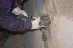 Concrete Repair, Saw Cut
