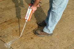 Rezi Weld Caulk Concrete Repair