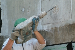 Concrete Chipping