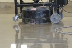 Polished Garage Floor 0250