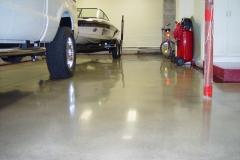Polished Garage Floor 1708